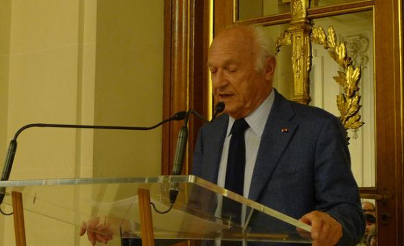 Discours de Pierre Nora de l'Académie française