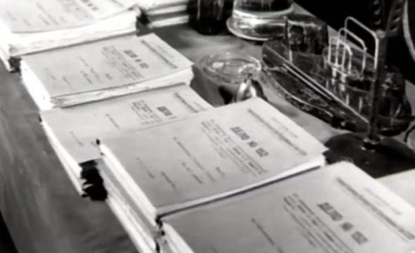 Dossiers judiciaires au procès de Vitebsk en 1947 (fonds 1363 des NARB)
