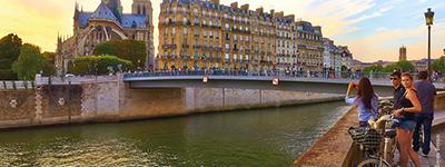École d'été internationale «Histoire et patrimoines de la France»