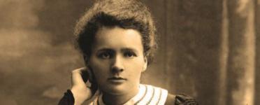 Portrait de Maria Skłodowska-Curie (vers 1903)