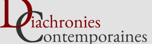 Diachronies contemporaines