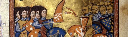 Premier combat des Amazones, Histoire Ancienne jusqu'à César, Saint Jean d'Acre, 1260-1270