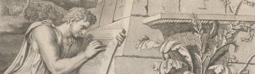 Roland Fréart de Chambray, Parallèle de l'architecture antique et la moderne, Paris, E. Martin, 1650, p. 63