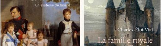 Deux familles en Révolution: Bourbons et Bonaparte au prisme des archives