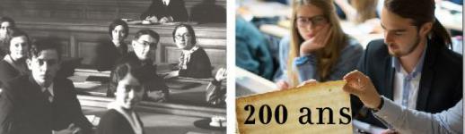 Bicentenaire de l'École des chartes
