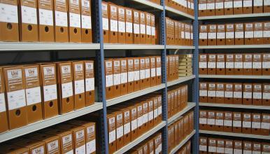 Dépôt d'archives de la Fundation Sierra-Pambley