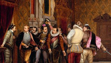 Couverture de l'ouvrage Les Quarante-Cinq d'Alexandre Dumas, édité par Marie Palewska