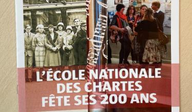 Couverture du tiré à part du magazine L'Histoire consacré à l'École