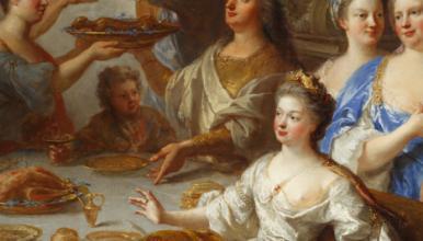 François de Troy, Le Festin de Didon et Énée (1704)
